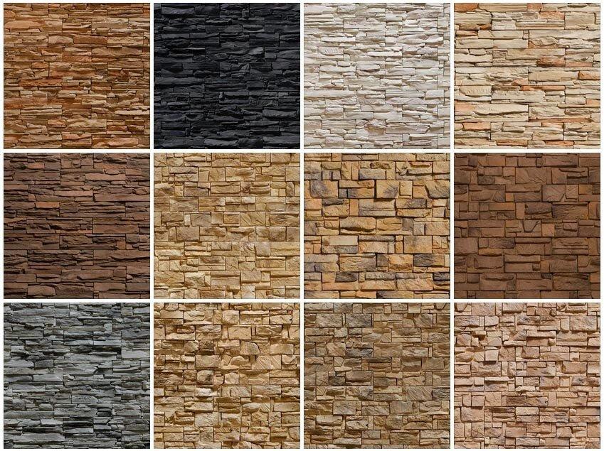 Seamless Masonry Stone Walls